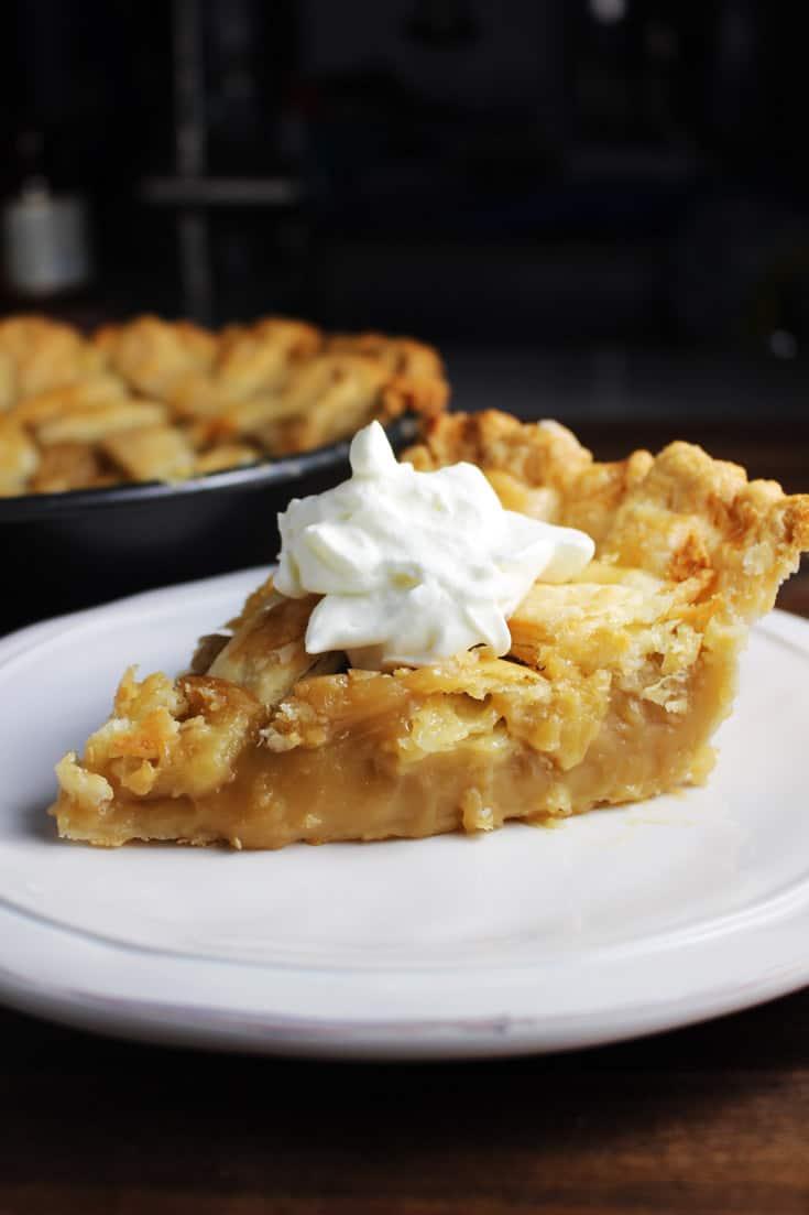 Quebec Sugar Pie