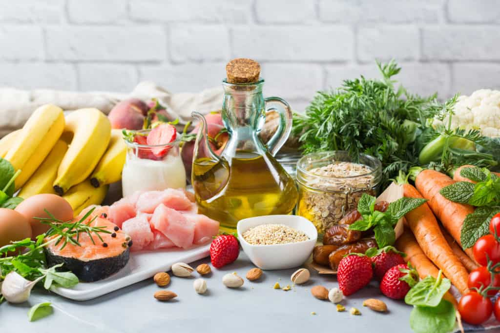 foods for the mediterranean diet